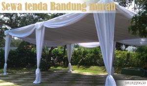 Sewa tenda Bandung murah